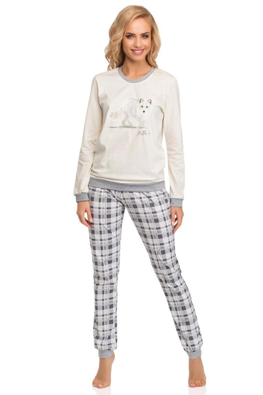 a0f0bb209f47 Dámske pyžamo 683 55 Fox