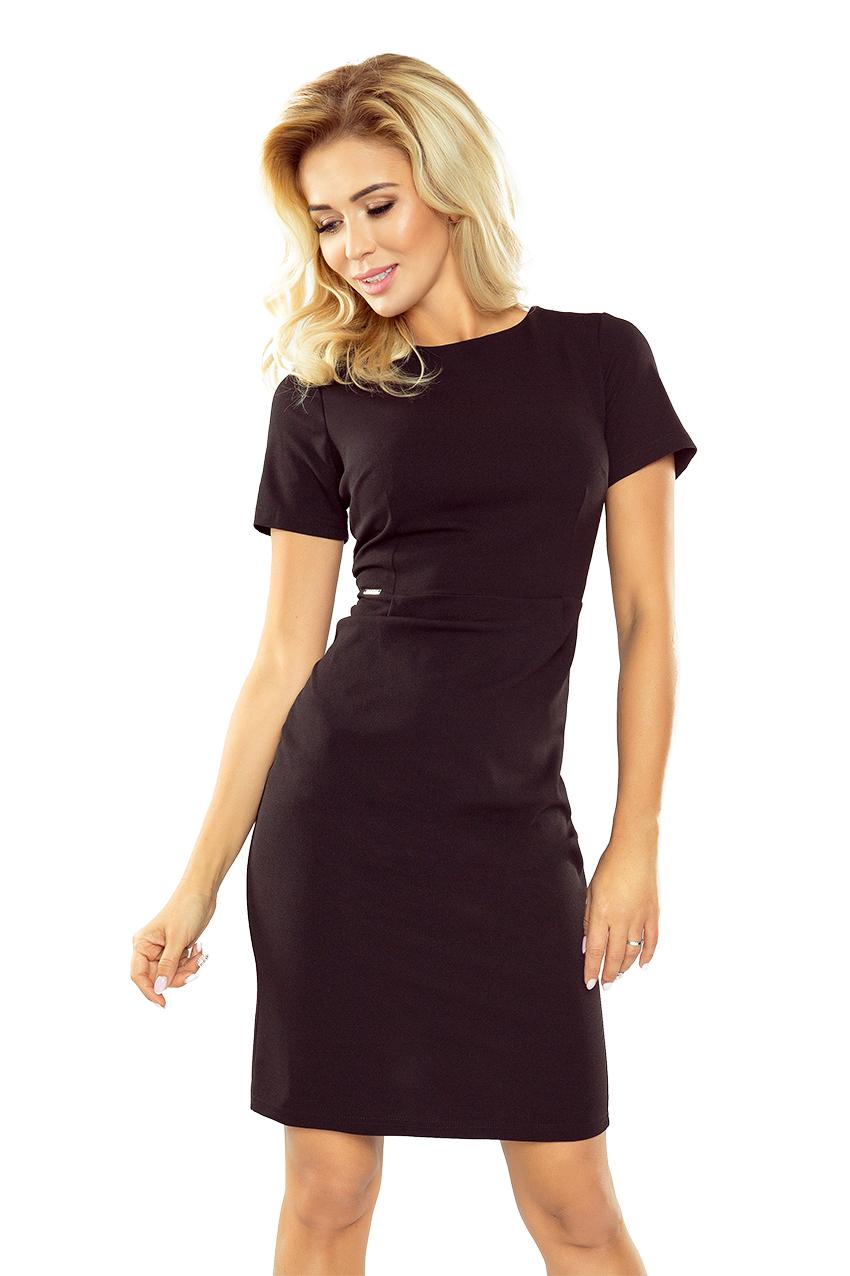 Dámske Riflové šaty so šatkou  Veľkosť S Farba Modrá 925b715491