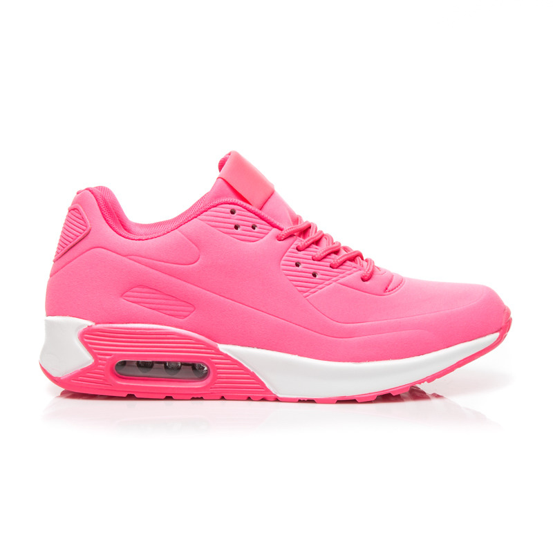 2b695509cc4f Dámske štýlové ružové športové tenisky
