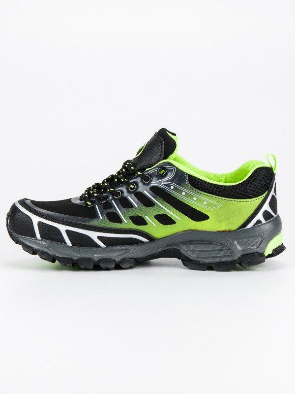 HASBY Dámske trekingové topánky 2147B GR dd97ceccd8a