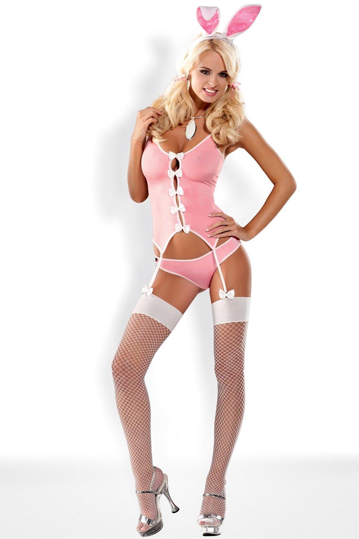 Dámsky erotický kostým Bunny suit