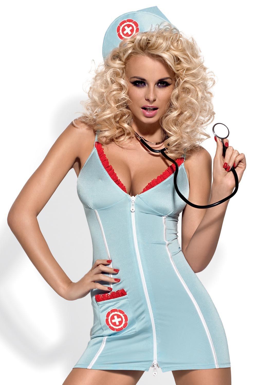Dámsky kostým Doctor dress