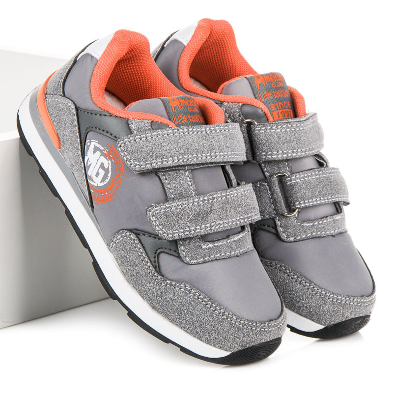 54a5fe732d21 AMERICAN CLUB Detská športová obuv BS-C2909G