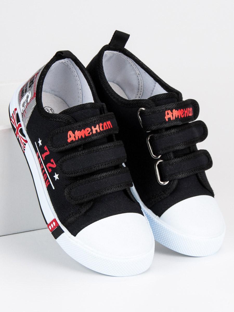8c480eb8b0d1 AMERICAN CLUB Detská športová obuv TEN2 2018B