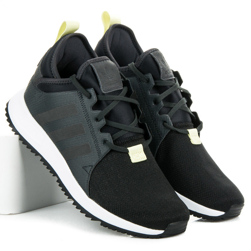 Klasické čierne pánske tenisky Adidas