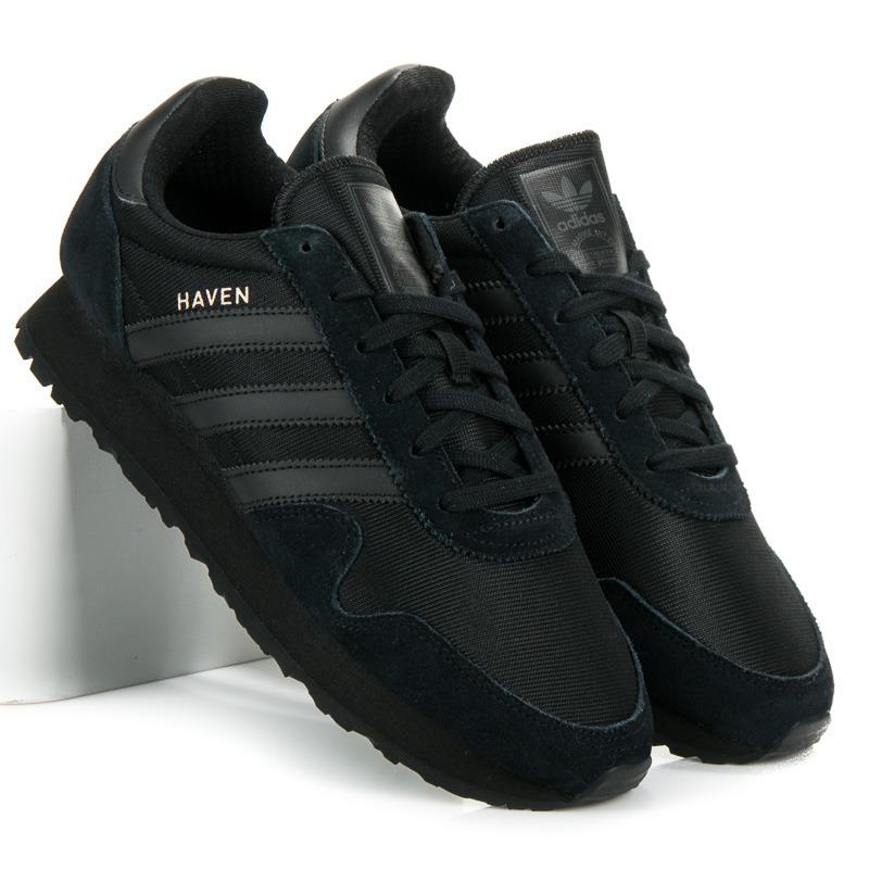 Pánske čierne tenisky Adidas 15a0ca1f71e