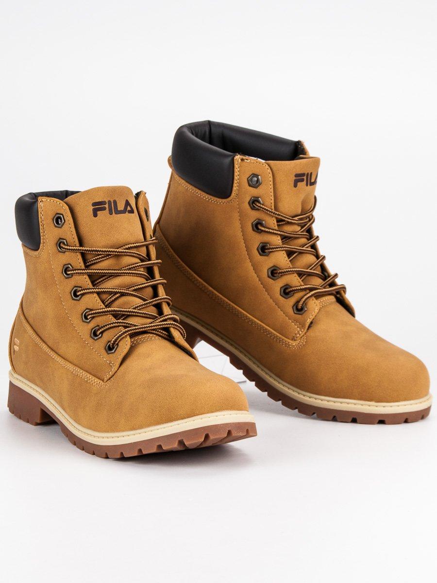 ede628885c5e FILA Pánske členkové topánky 1010145CH