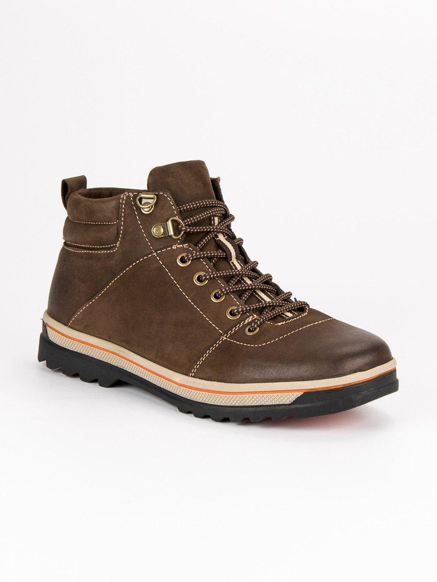 079f887c6d AMERICAN CLUB Pánske členkové topánky SH5561-1CO