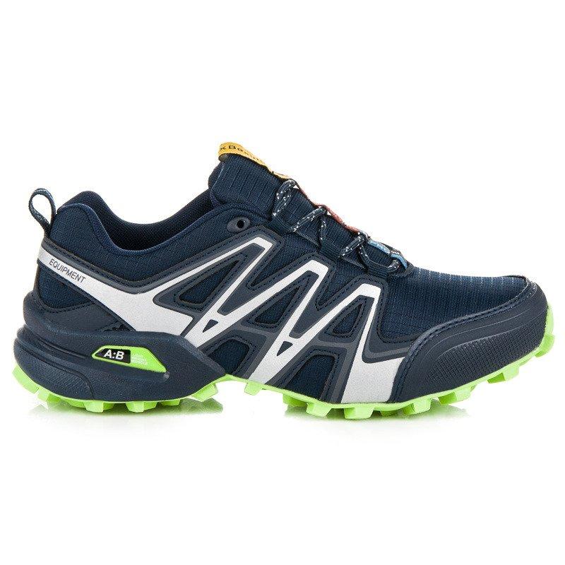 36df2b2d1e226 Športové modré pánske trekové topánky | AMIATEX.sk