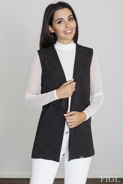 Dámska vesta M560 black
