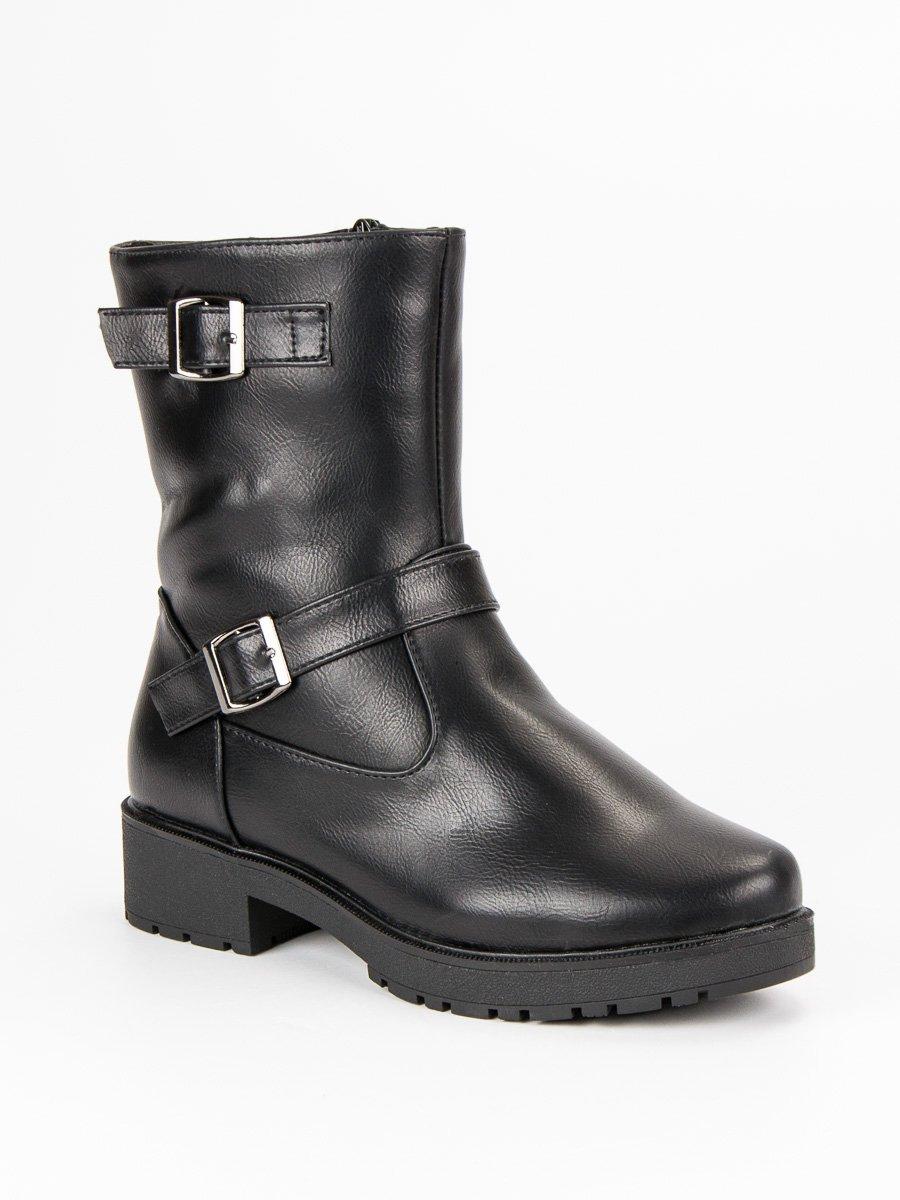 Dámske členkové topánky 47432