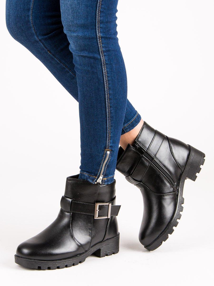 Dámske členkové topánky 48650