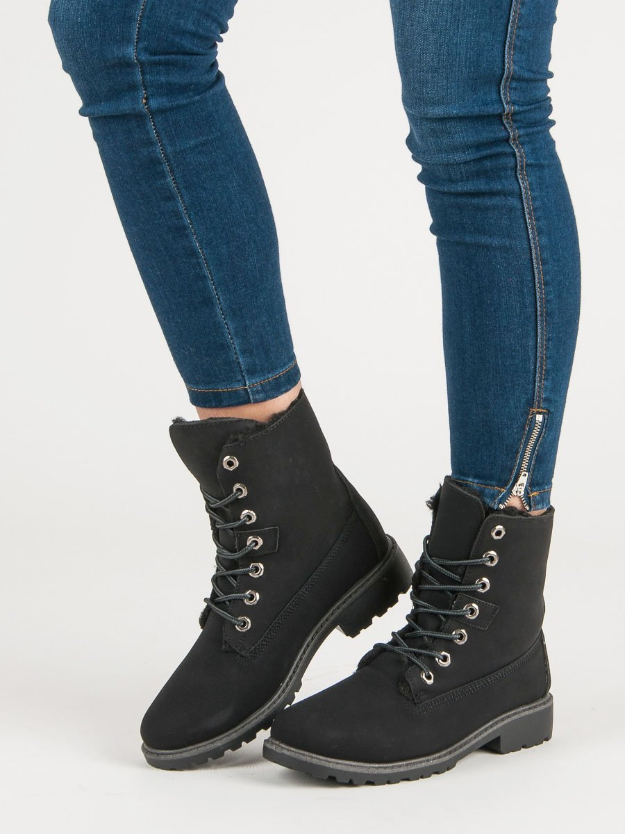 Dámske členkové topánky 49896