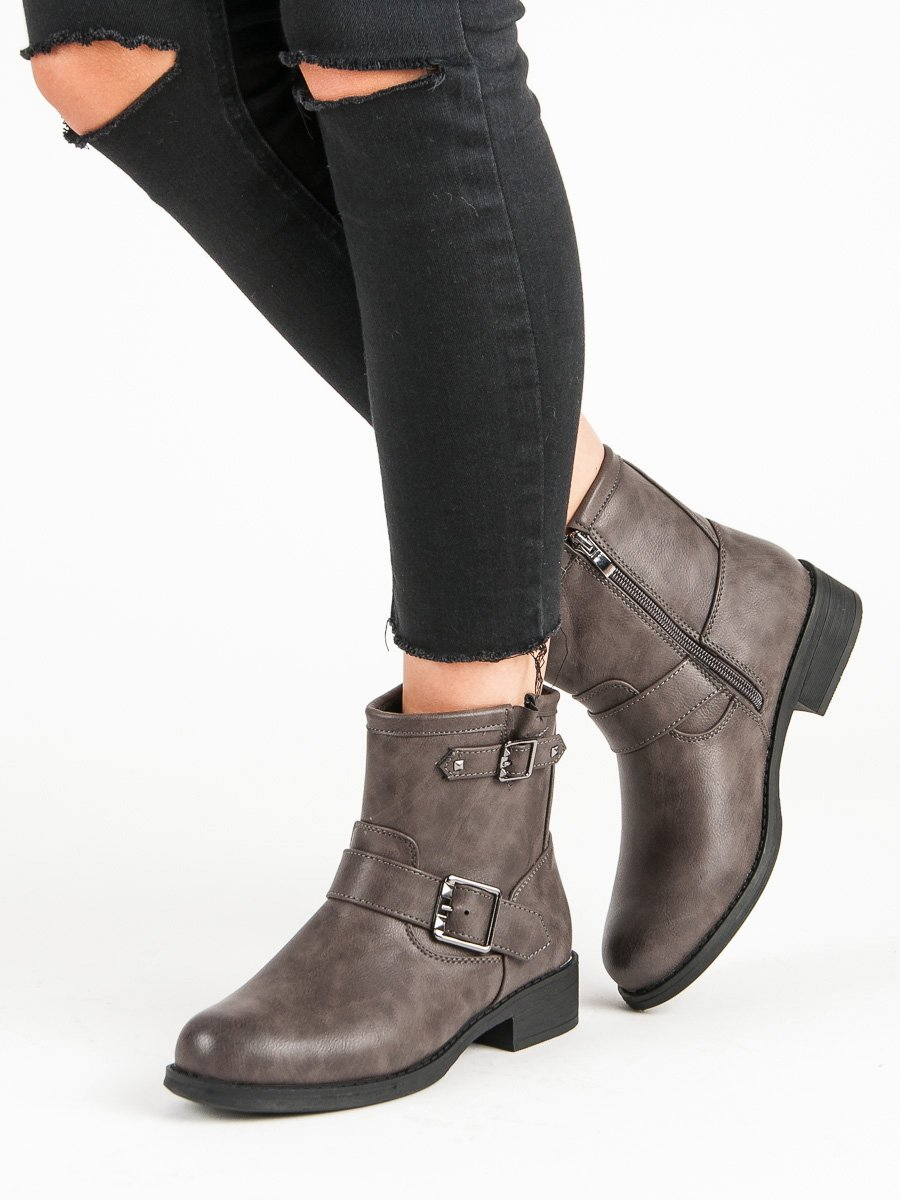 Dámske členkové topánky 49960