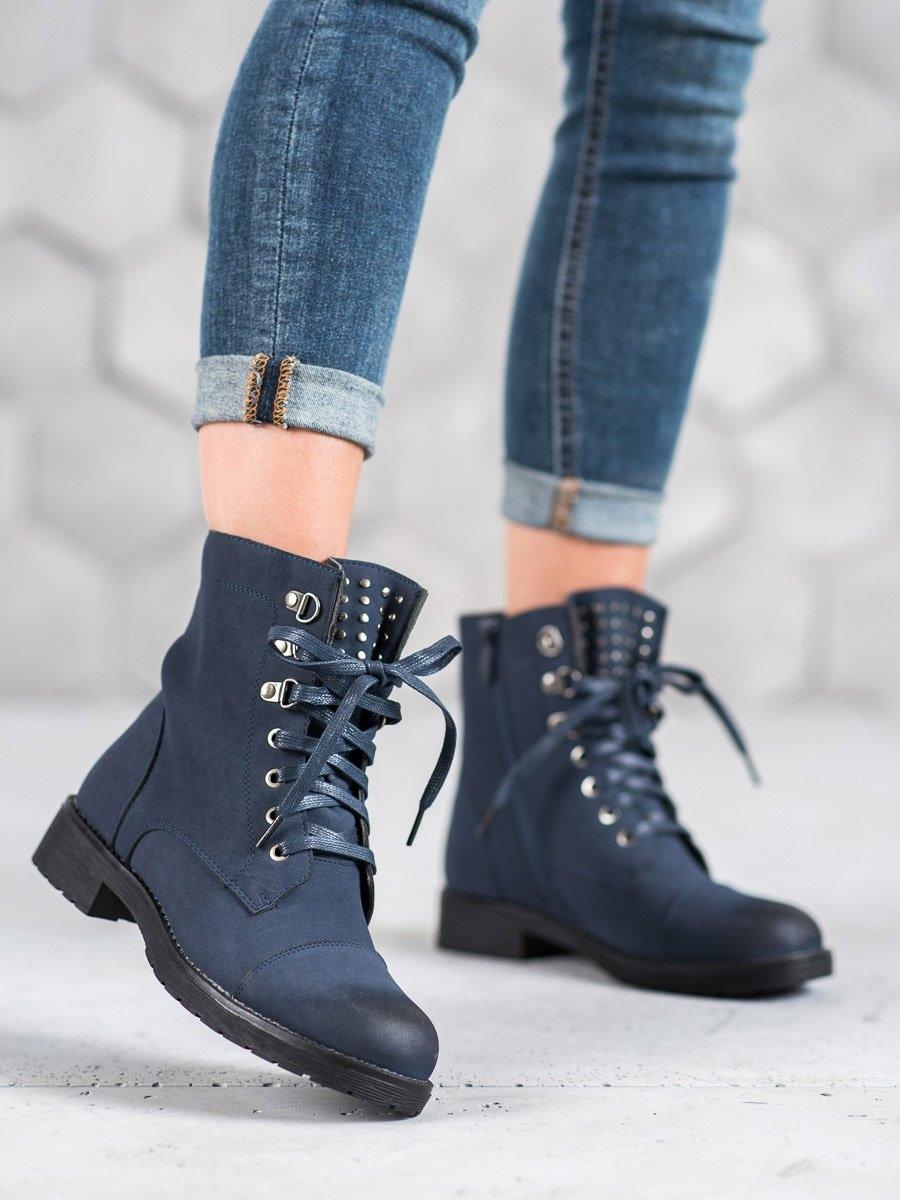 Dámske členkové topánky 58794