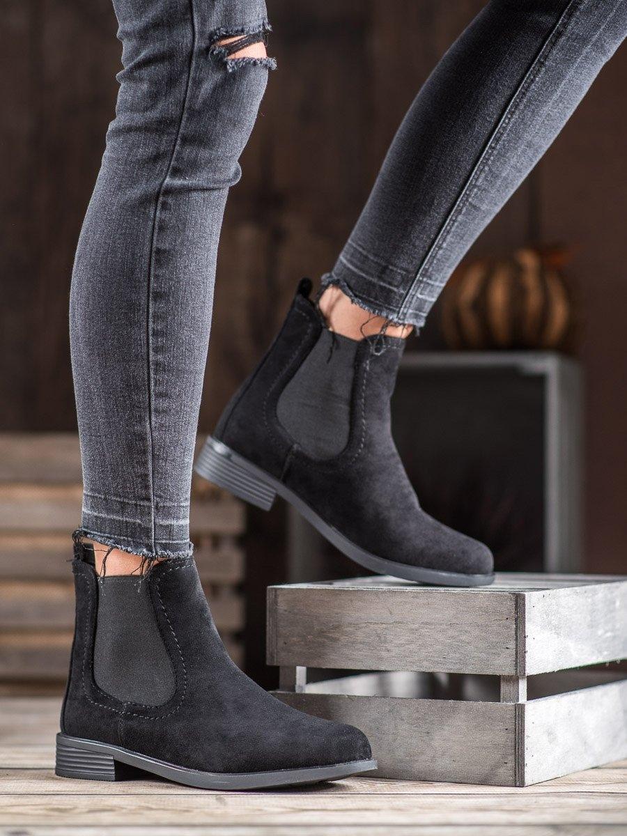 Dámske členkové topánky 60383