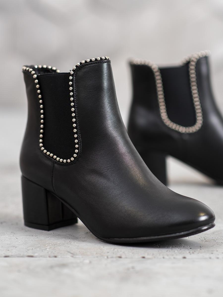 Dámske členkové topánky 60450