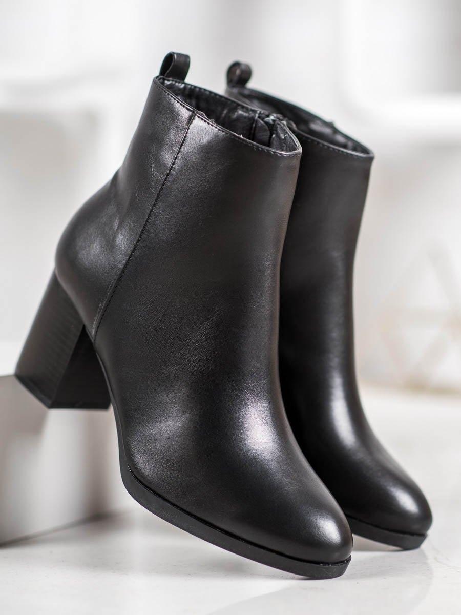 Dámske členkové topánky 61042