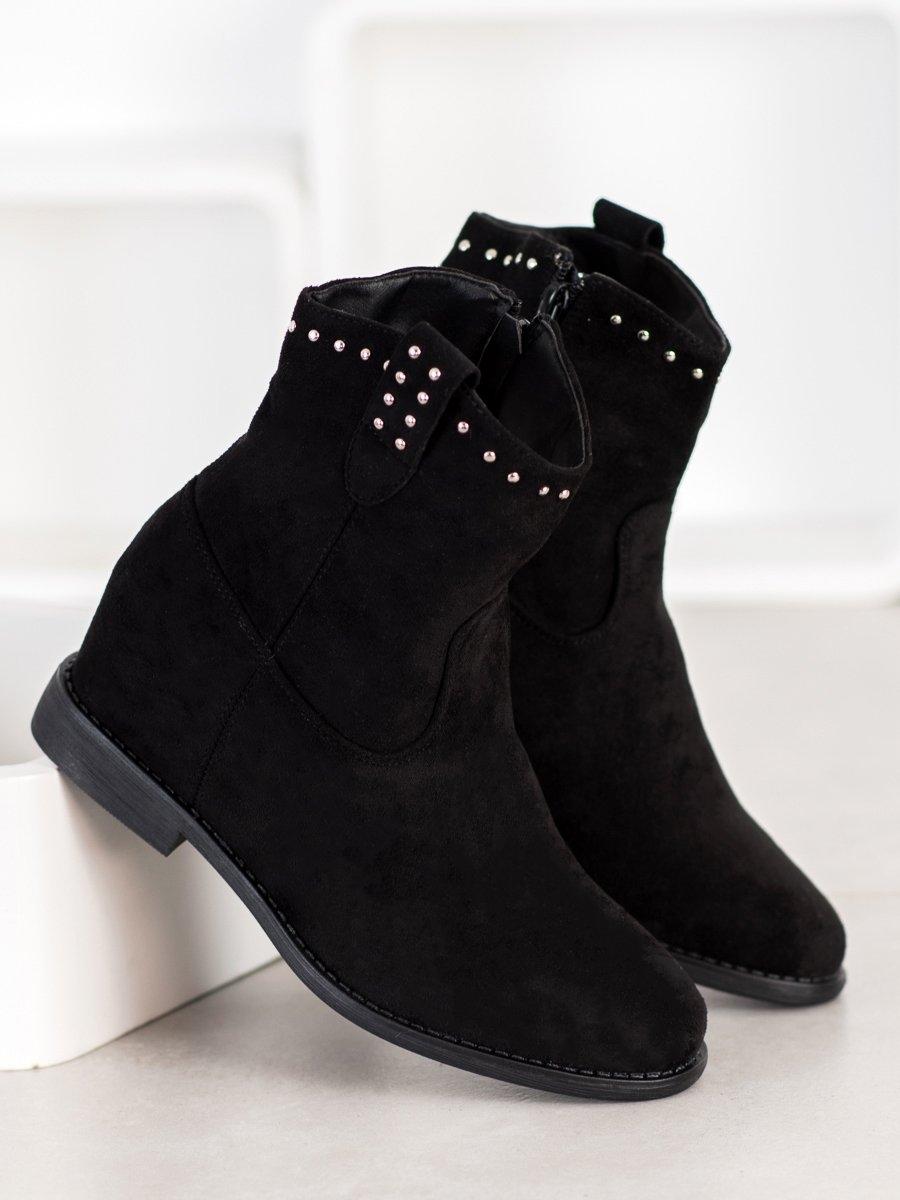 Dámske členkové topánky 68818