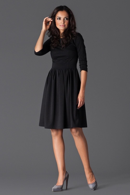 Dámske erotické šaty M117 black