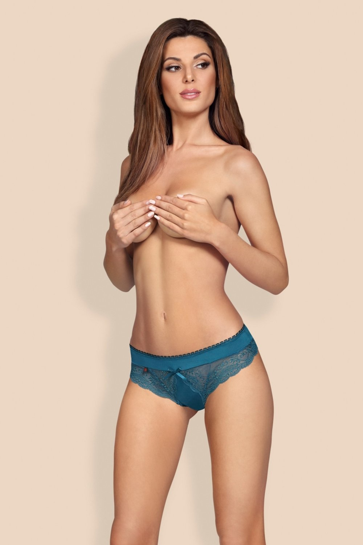 Dámske nohavičky Miamor panties turquoise