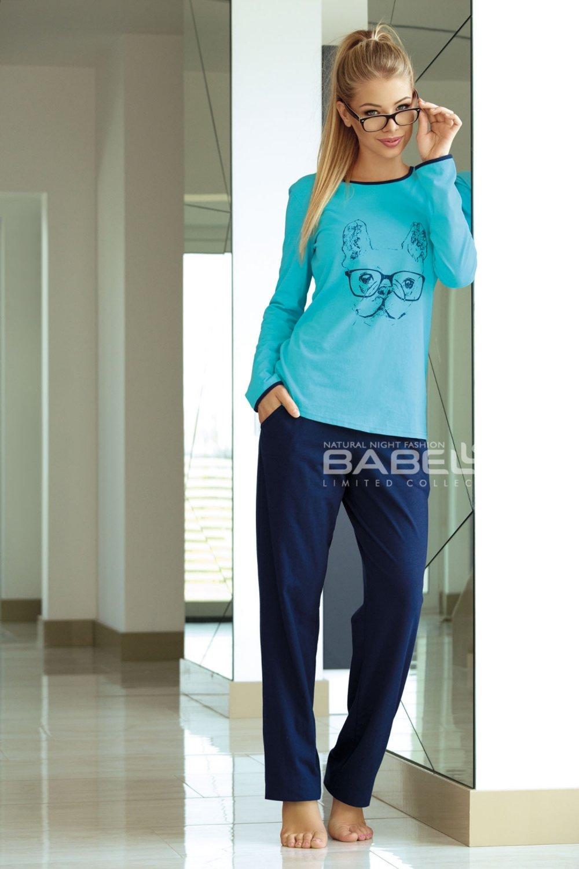 Dámske pyžamo 3028