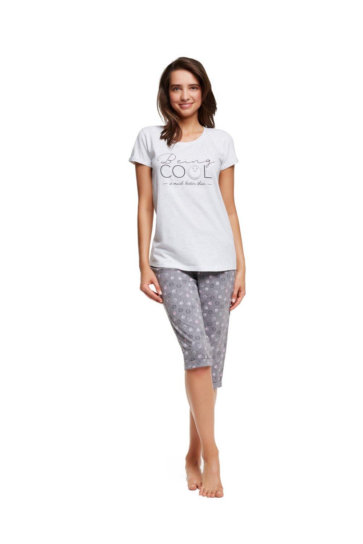 Dámske pyžamo 37669 Happy