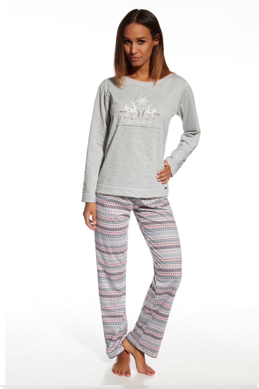 Dámske pyžamo 655/105 Snowflake