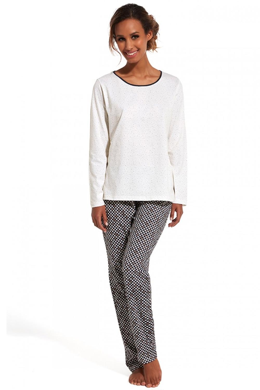 Dámske pyžamo Cornette pd 602/137 lullaby 2 ecru L