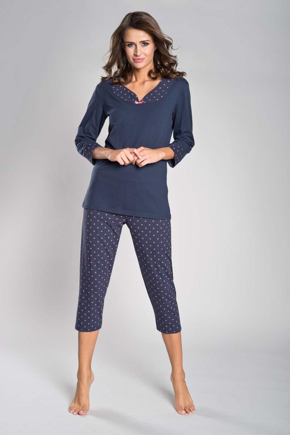 Dámske pyžamo Damia blue