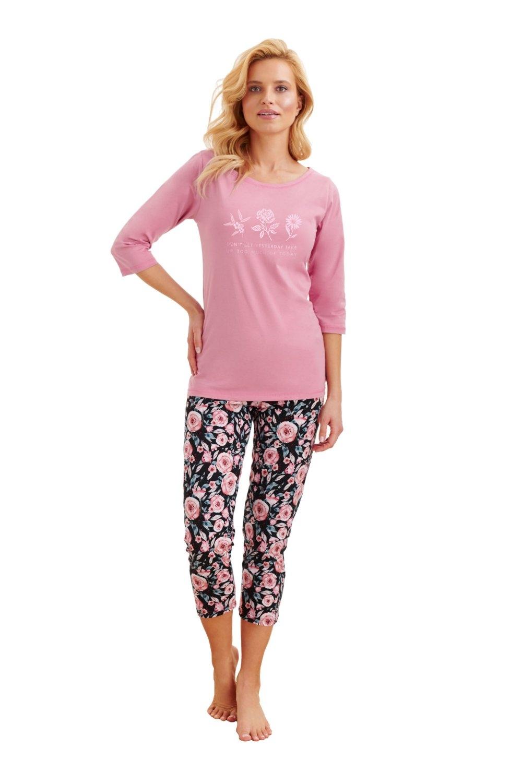 Dámske pyžamo 2242 Nina pink