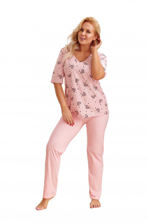 Dámske pyžamo 2465 Lidia pink