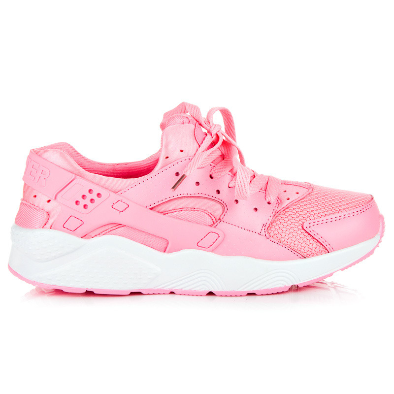 Dámske ružové tenisky pre šport a pre každý deň  ec80c764d9b