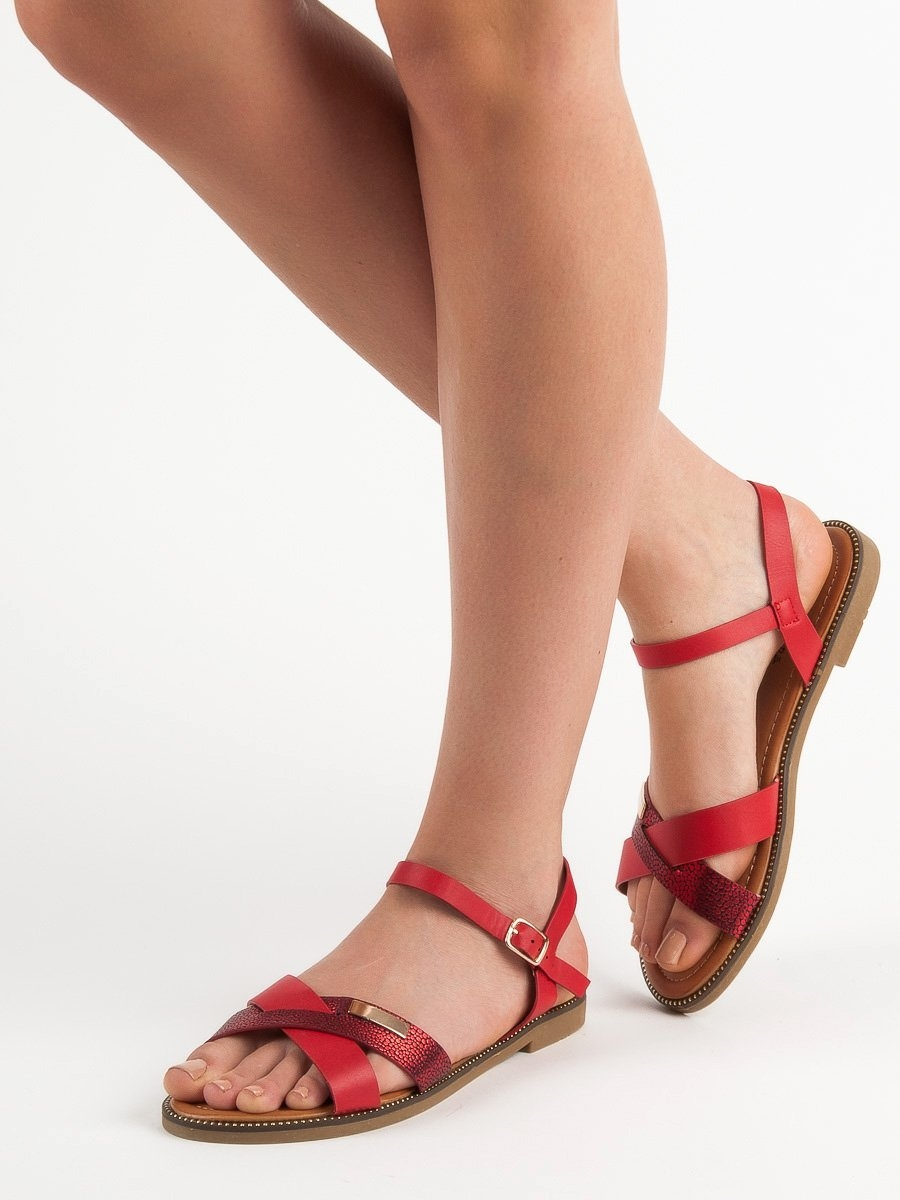 Dámske sandále 54698