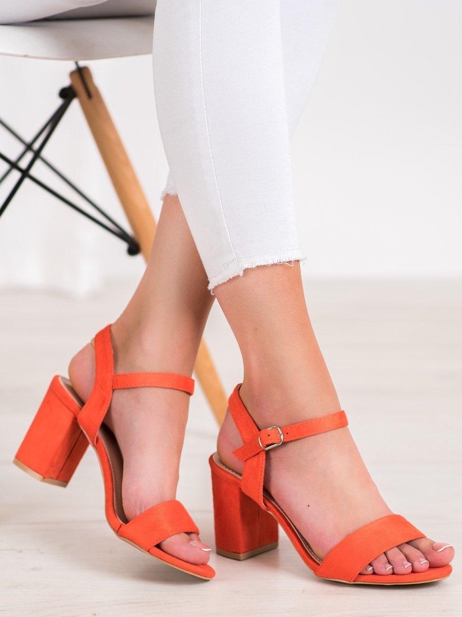 Dámske sandále 66147