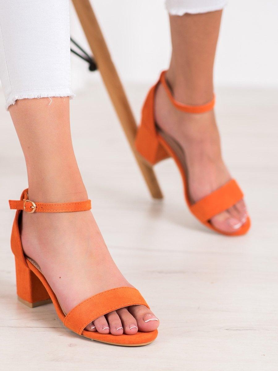 Dámske sandále 66151