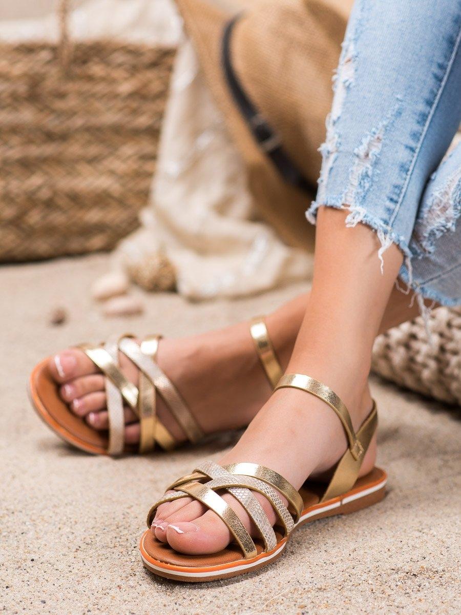 Dámske sandále 66179