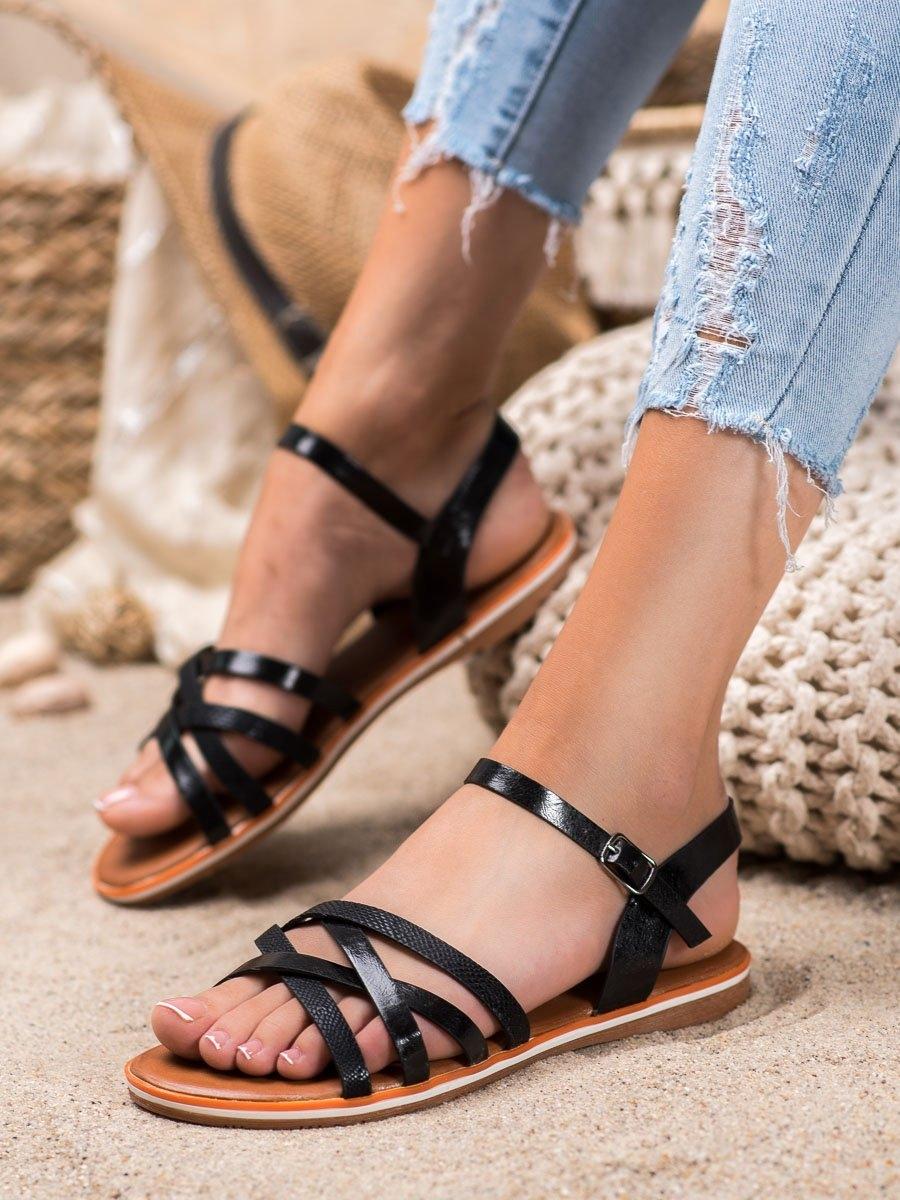 Dámske sandále 66180