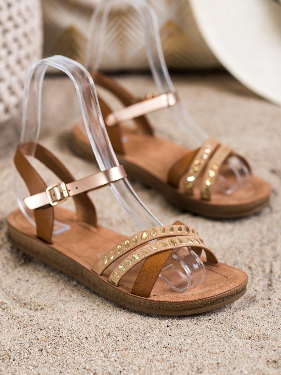 Dámske sandále 81748