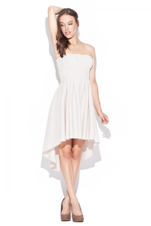 Dámske šaty K031 beige