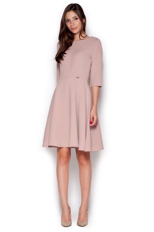 Dámske šaty M327 pink