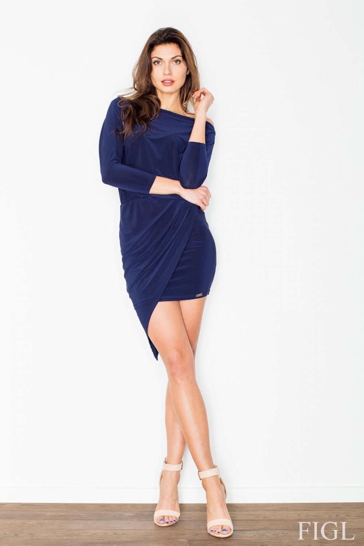 Dámske šaty M475 blue