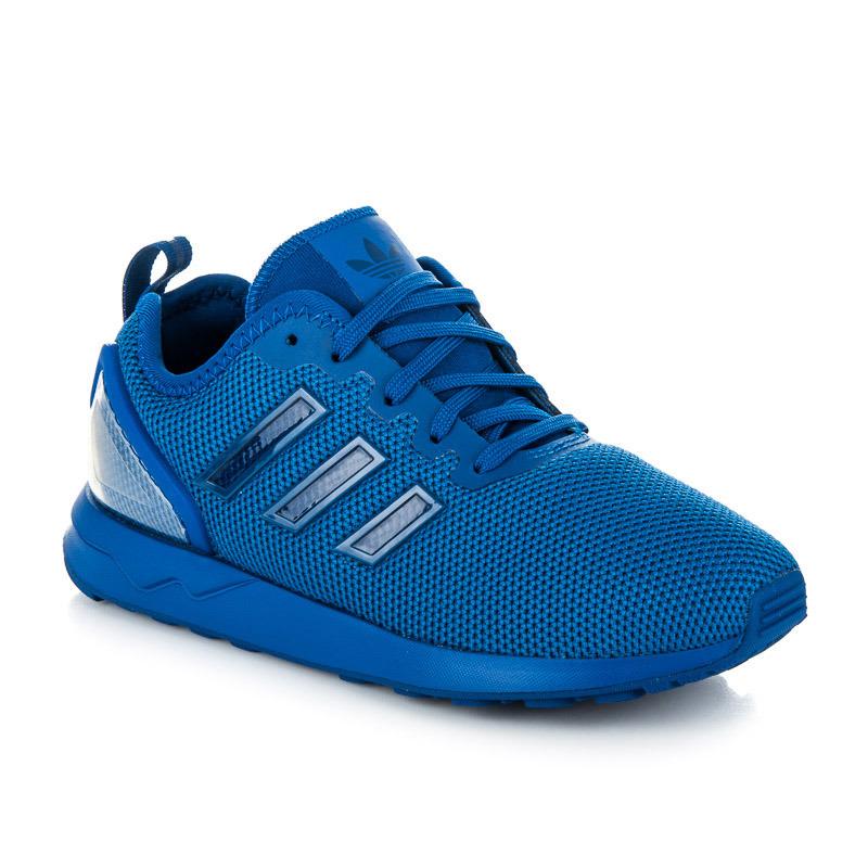 Dámske štýlové modré športové tenisky Adidas  1c13a4973f3
