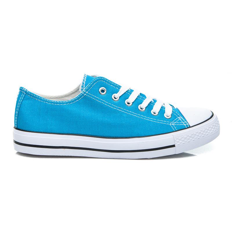 Nizke damske tenisky modre 38  c2e571b6e63