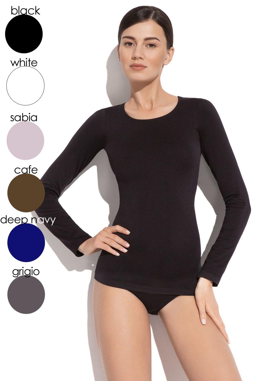 Dámske tričko 2635s black