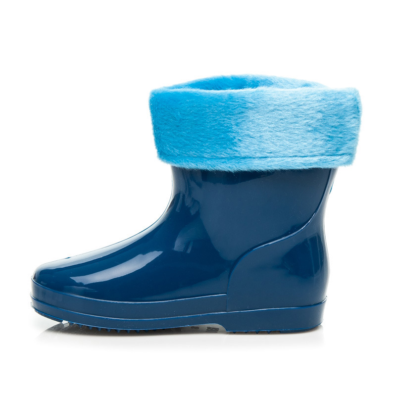 d9d94c46d0568 Detské tmavo modré teplé čižmy | AMIATEX.sk