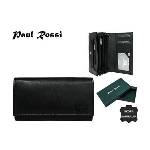 468dbce48 Elegantná čierna dámska peňaženka z kvalitnej kože | AMIATEX.sk