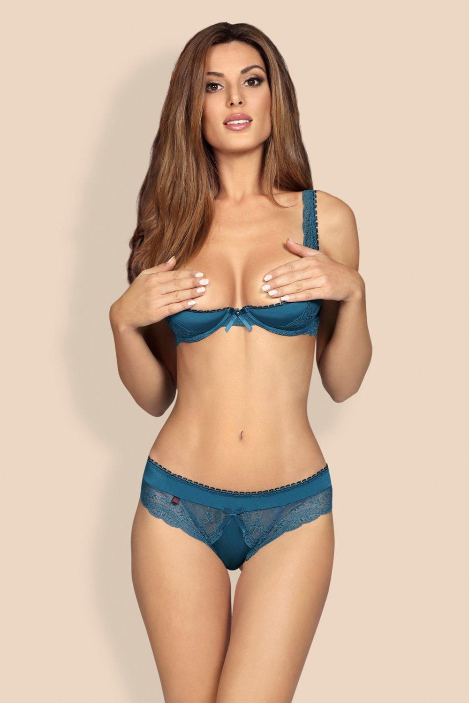 Erotická súprava Miamor set turquoise