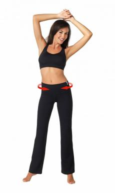 Fitness legíny Slimming pants colorado