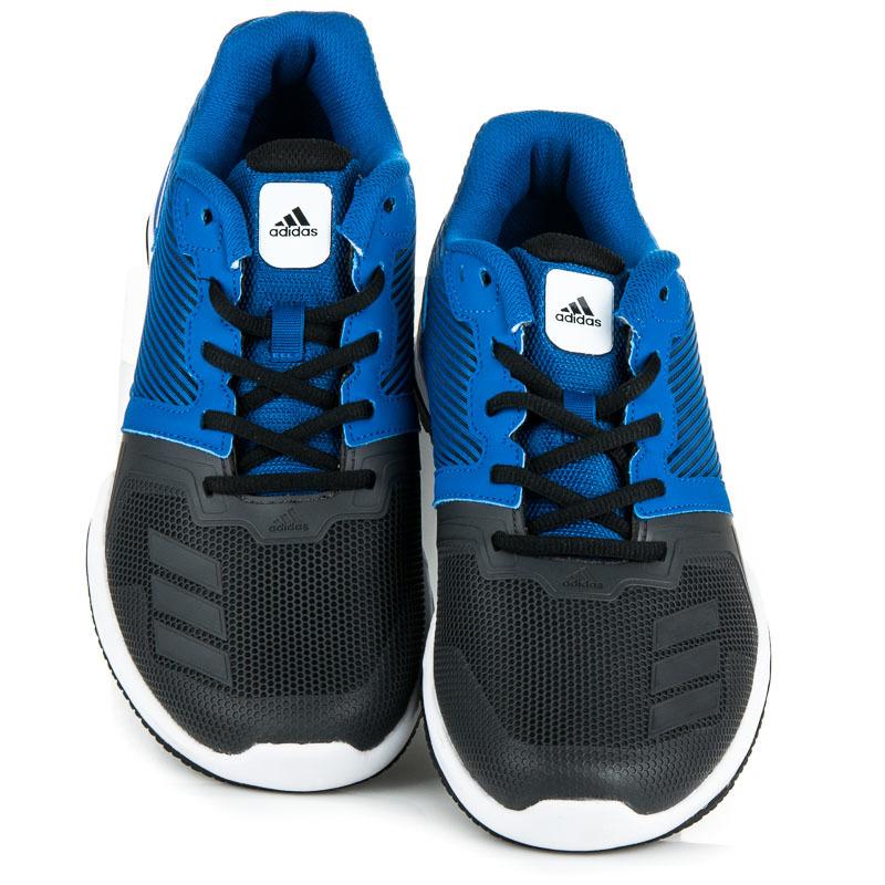 Klasické modré pánske športové tenisky Adidas  84ae81a56c0